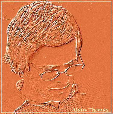 Alain thomas cv for Alain thomas